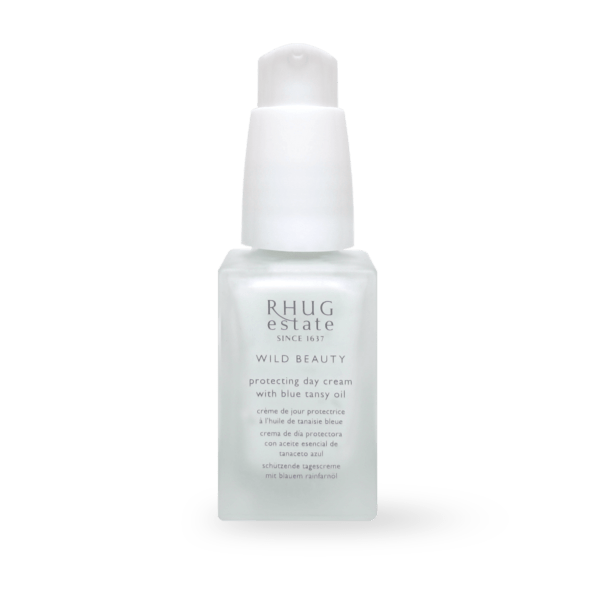Protecting Day Cream with Blue Tansy Oil Mini by Rhug Wild Beauty