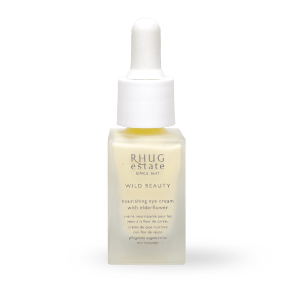Nourishing Eye Cream with Elderflower by Rhug Wild Beauty